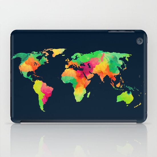 We are colorful iPad Case