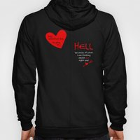This Valentine's Day I'm Going to... HELL Hoody