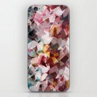 Magic gems iPhone & iPod Skin