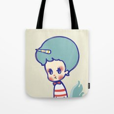 why are you angry? Tote Bag
