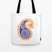 Henna Design 1 Tote Bag