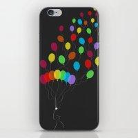 Pure Happiness iPhone & iPod Skin