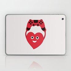 Gaming Heart Laptop & iPad Skin