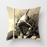 Adam Lindles 2 Throw Pillow