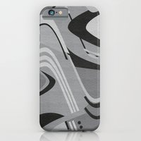 iPhone Cases featuring B&W 14 by Shelly Bremmer