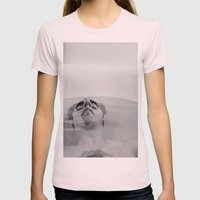 Bath Womens Fitted Tee Light Pink SMALL
