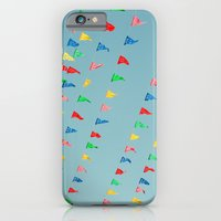 iPhone & iPod Case featuring Flags by Adriana Fuentevilla