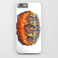 What's Happenin' To Civilization? iPhone 6 Slim Case