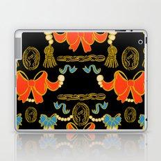 Ornament and Trim Laptop & iPad Skin