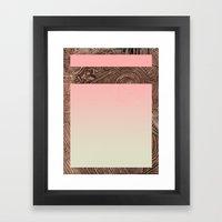 ROUGHKut#032516 Framed Art Print