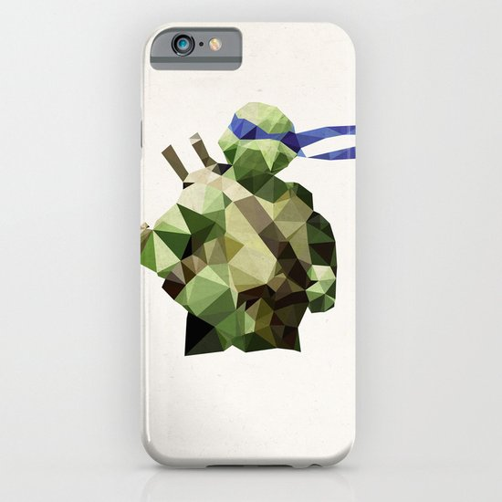 Polygon Heroes - Leonardo iPhone & iPod Case