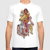 Sirius business - the print! Mens Fitted Tee White SMALL