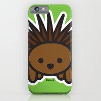 Cute Hedgehog iPhone 6 Slim Case