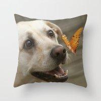 Church Love Throw Pillow