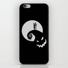 Nightmare Jack Skellington iPhone & iPod Skin