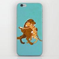 dancing iPhone & iPod Skin