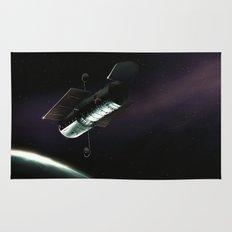 Hubble Space Telescope Rug