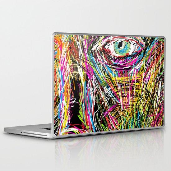 The Most Gigantic Lying Eyes Laptop & iPad Skin