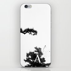 Hisomu A. iPhone & iPod Skin