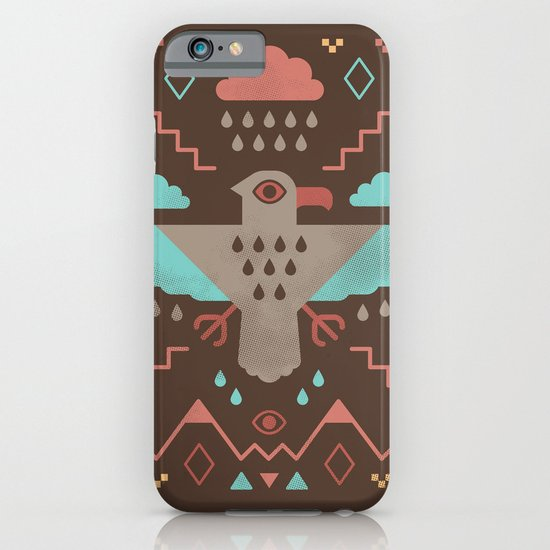 The Legend of Thunderbird iPhone & iPod Case