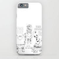 iPhone & iPod Case featuring The Fat, the Cruel & the Siamese by ChiLi_biRó