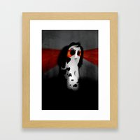 Far Framed Art Print