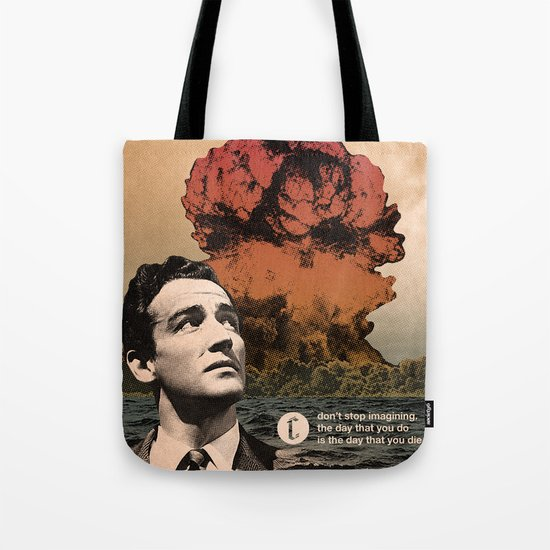 Thought Process Tote Bag