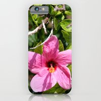 Hibiscus iPhone 6 Slim Case