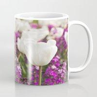 The delicate life Mug