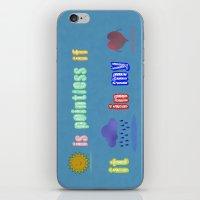 Sunshine Is Pointless iPhone & iPod Skin