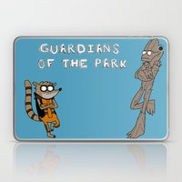 Guardians Of The Park Laptop & iPad Skin
