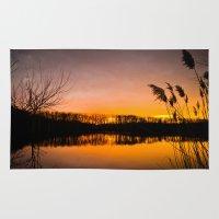 Manasquan Sunset Rug