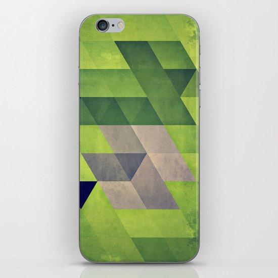 gymyt bryykkr iPhone & iPod Skin