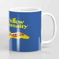 Yellow Serenity Mug
