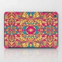 Eye Of The Beast Pattern iPad Case