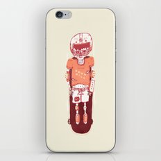It's All Going Downhill From Here iPhone & iPod Skin