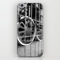 The Wheels are Turning iPhone & iPod Skin