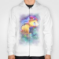 Abstract Chipmunk On The… Hoody