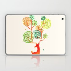 For The Tree Is The Fore… Laptop & iPad Skin