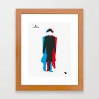 The Third Man Framed Art Print