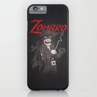 iPhone & iPod Case featuring Zombro by Patrick Zedouard c0y0te7