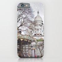 Paris, Montmartre iPhone 6 Slim Case