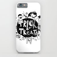 For Halloween - Trick or treat iPhone 6 Slim Case