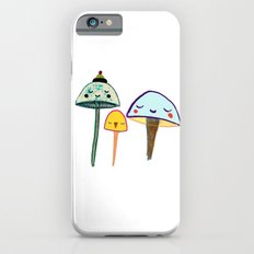 Cute Mushrooms. iPhone 6s Slim Case