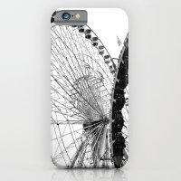 At the Fair: Round and Round iPhone 6 Slim Case