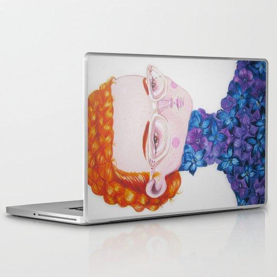 Recato/Demureness Laptop & iPad Skin