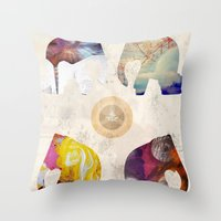 Elevated Options No#1 Throw Pillow