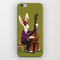 The Jazz Bunny iPhone & iPod Skin