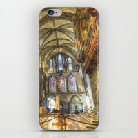 Rochester Cathedral Art iPhone & iPod Skin