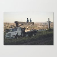 Lost Generation Canvas Print